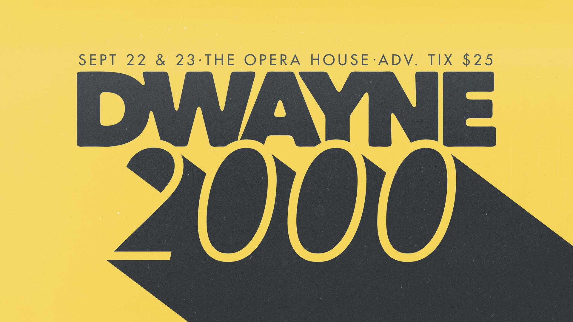Dwayne 2000