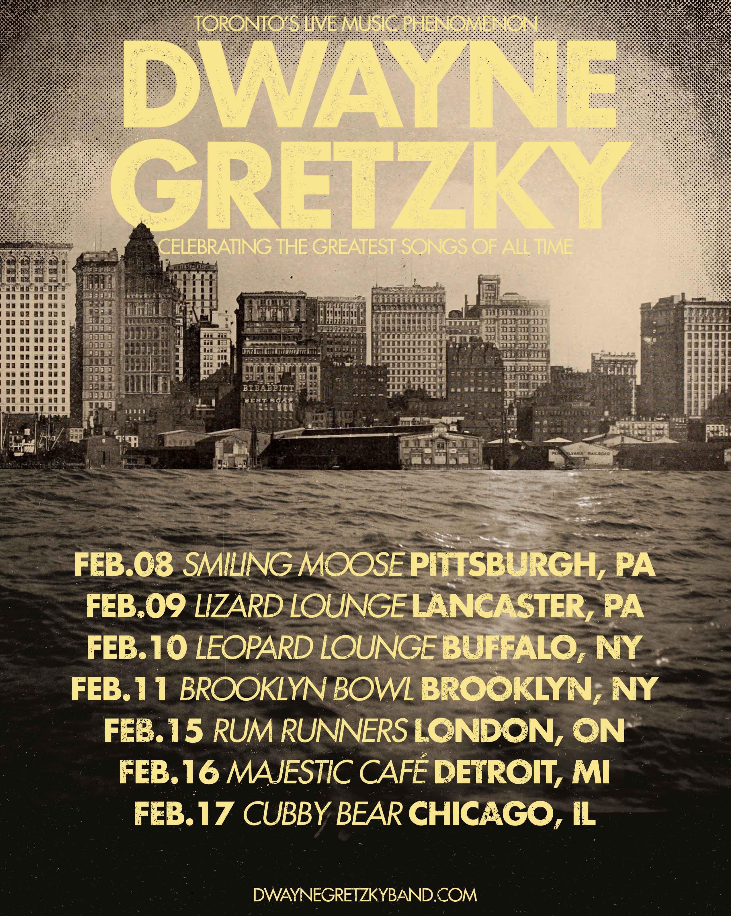 February Tour