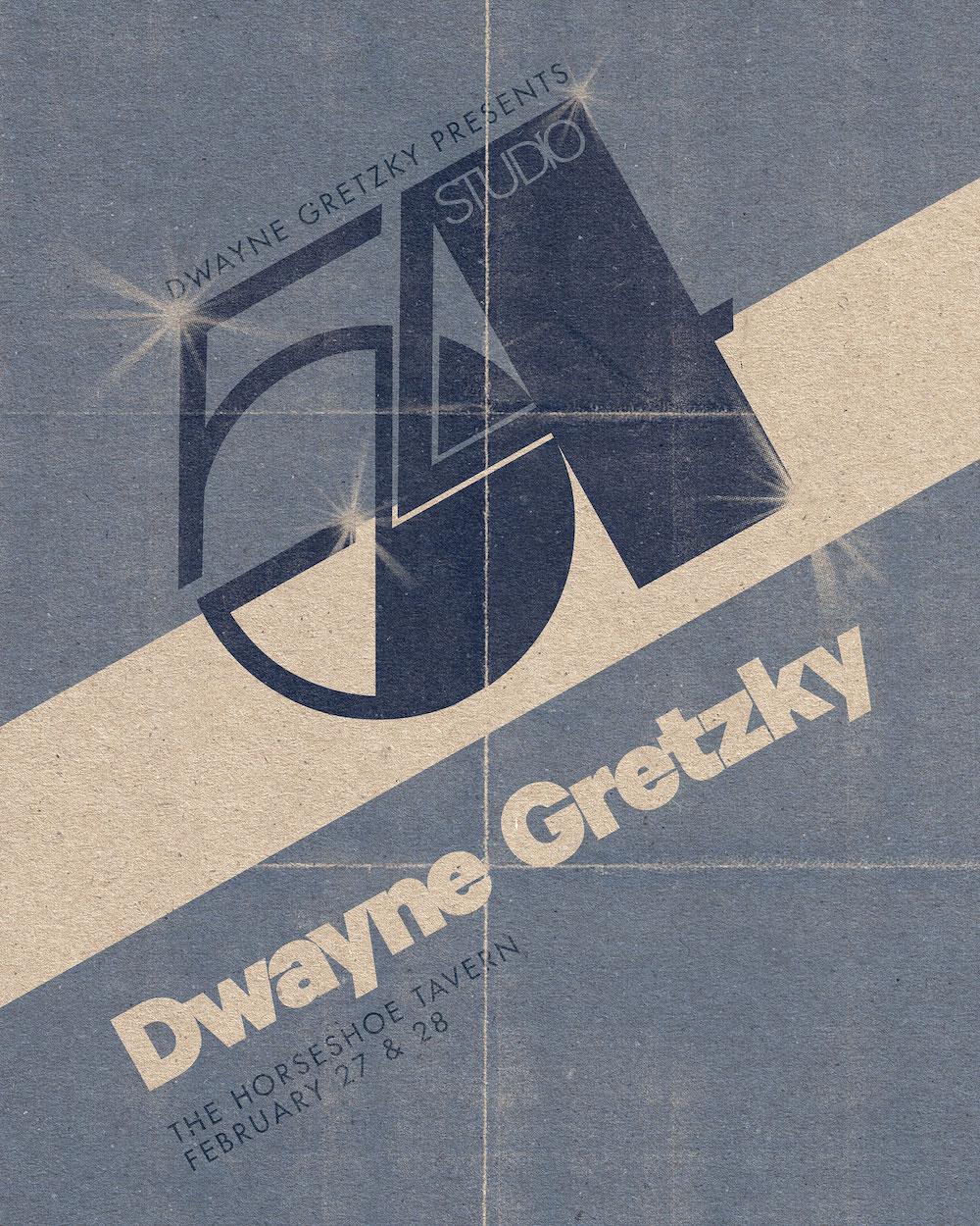 Dwayne Gretzky Studio 54
